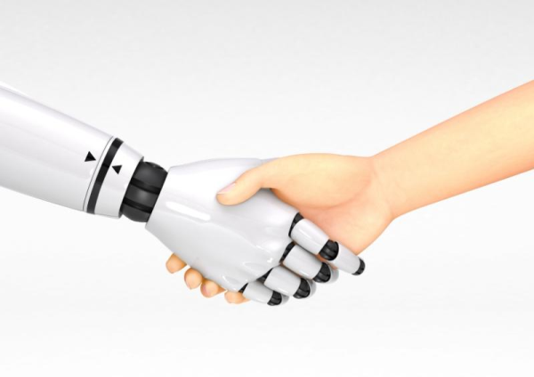 How a Collaborative Robot Uses Super Powers to 'See' You