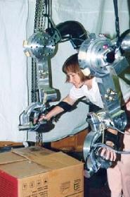 exoskeleton-force-torque-application