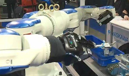 M2V2 Humanoid — Robotics Lab  |Humanoid Robot Assembly