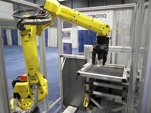 robo machine