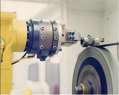 force-torque sensor grinding