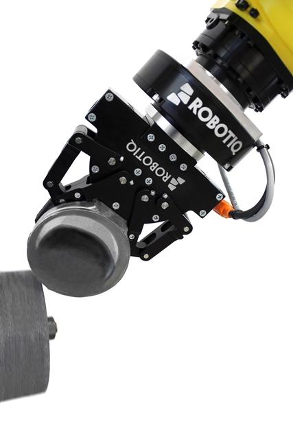 robotiq adaptive gripper force torque sensor