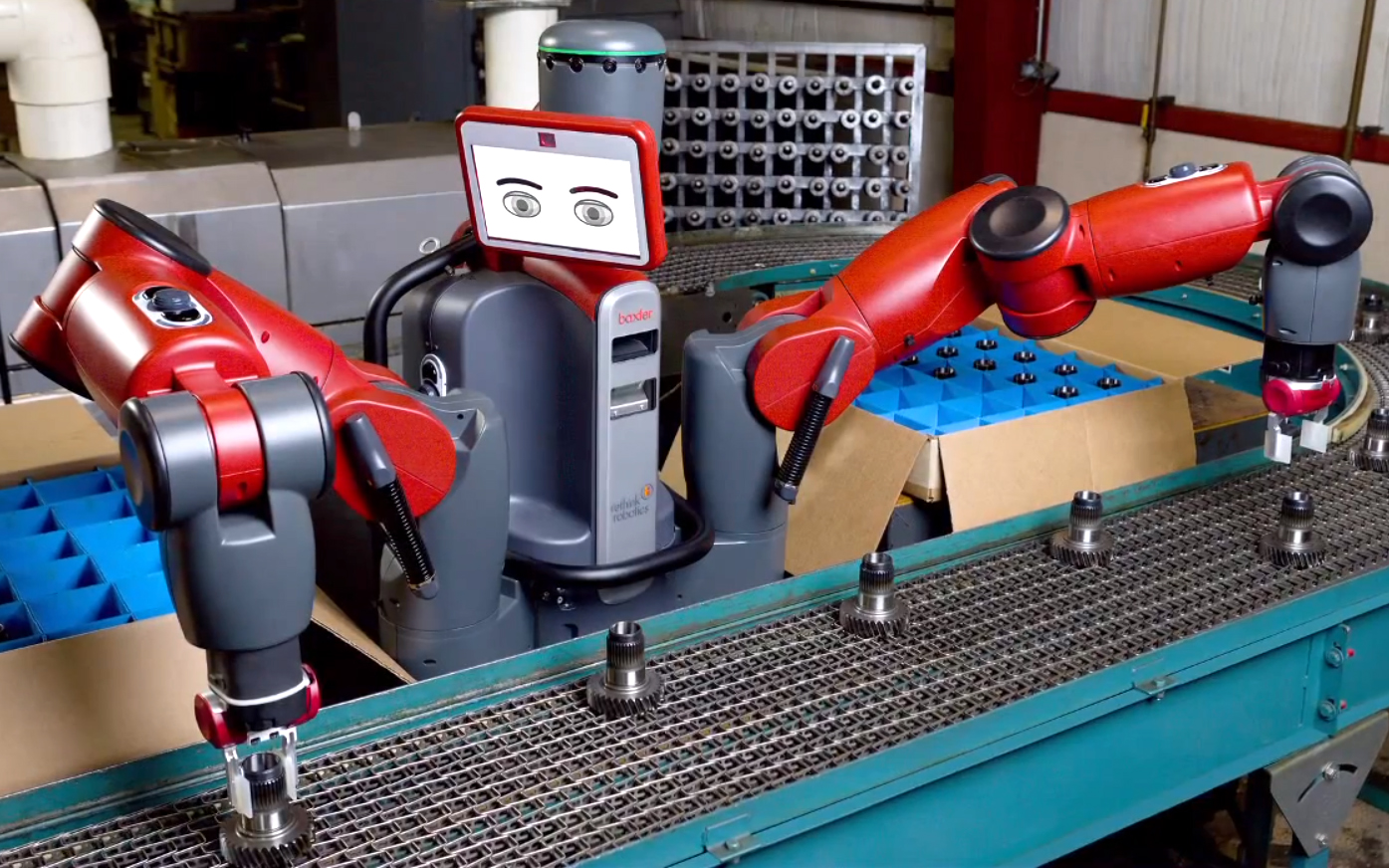 baxter collaborative robots