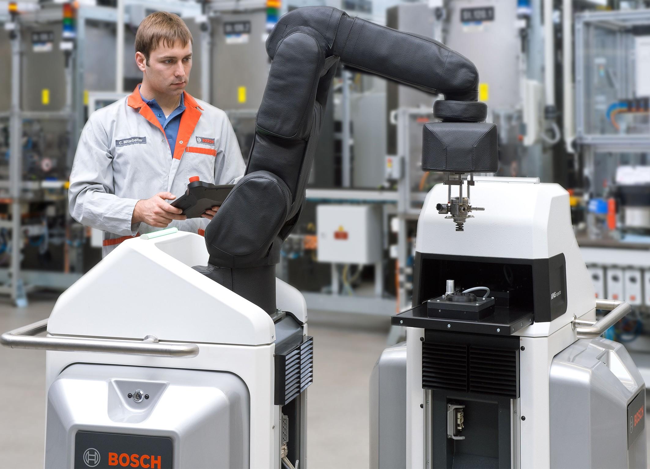 BOSCH collaborative robot