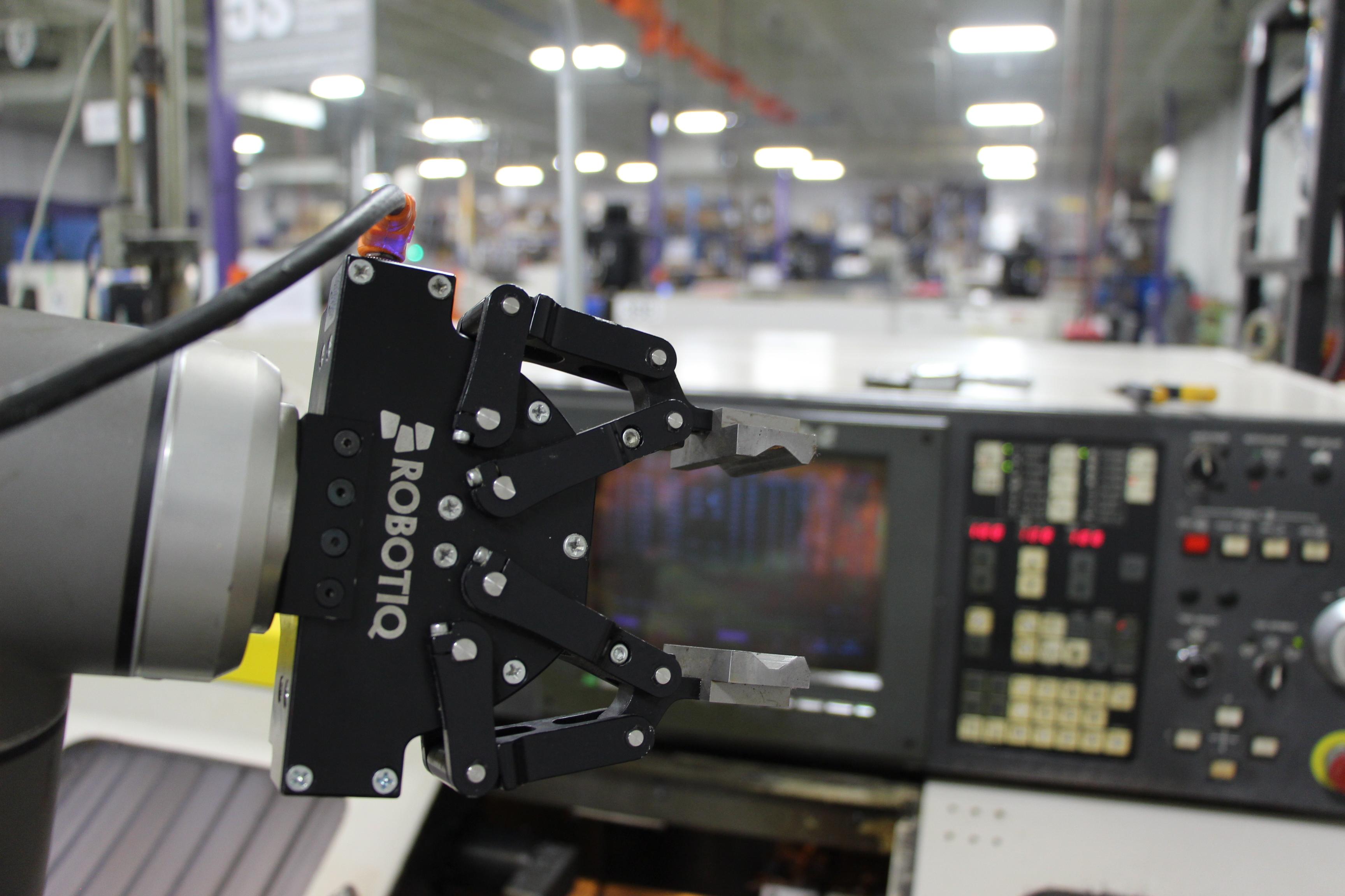 robotic custom fingertips