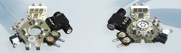 Top Manufacturers of Robotic Tool Changers