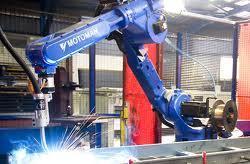 motoman welding robot robotic welding