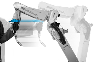 kinetiq motion robotic welder web