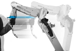 kinetiq motion robotic welder web