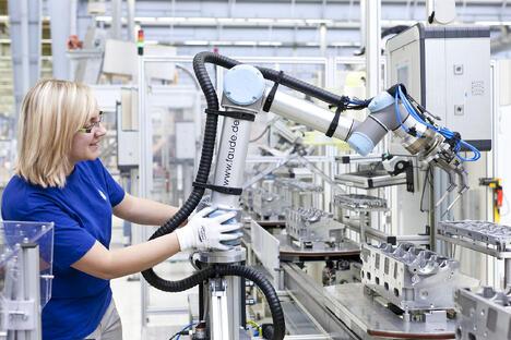 Universal Robots - Collaborative Robots
