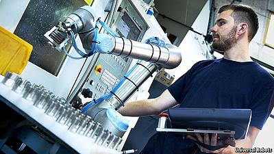 Collaborative Robots - Ergonomics