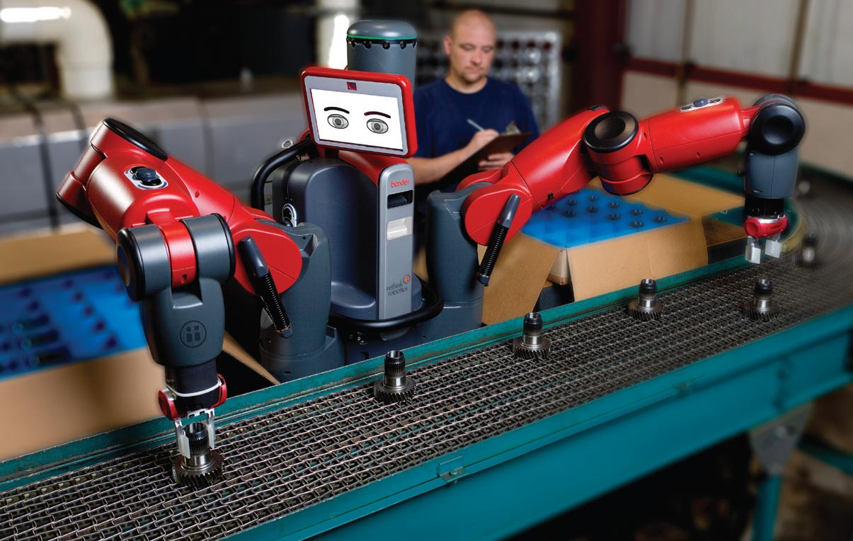 Yes, Collaborative Robots Can Be Repurposed in a Changing Production Environment