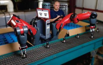 Rethink Robotics - Baxter Collaborative Robot