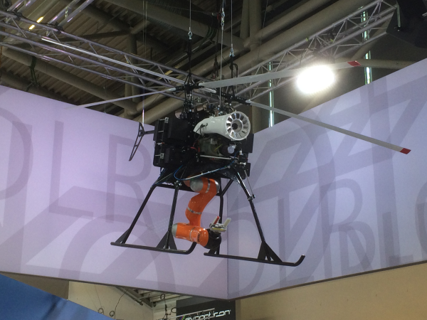 Automatica 2014 :  Great Robotics Showcase