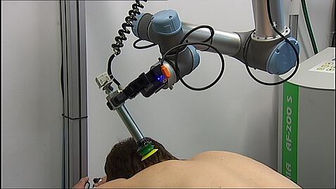 Robotic Physiotherapist - Medical Robots