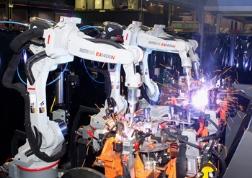 motoman welding robot 1