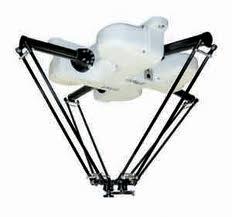 delta robot adept