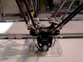 2 finger robot gripper and parallel robot 1