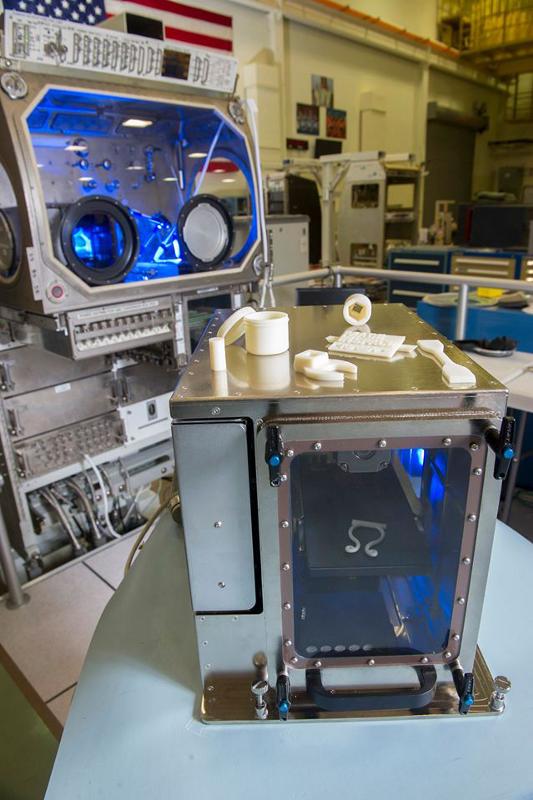 3d printing space nasa