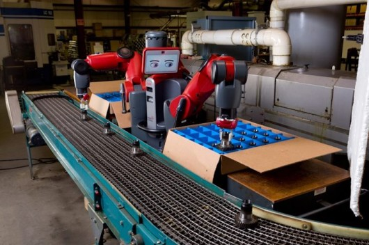 baxter-collaborative-robot