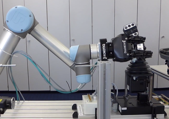 Product Testing: Use Flexible Robots Instead of Rigid Modules