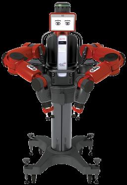 Baxter Rethink Robotics 2