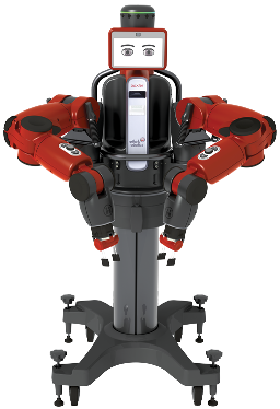 Baxter Rethink Robotics 2