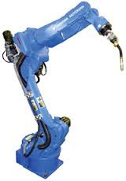 Robot Welder Yaskawa