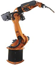 Robot Welder KUKA