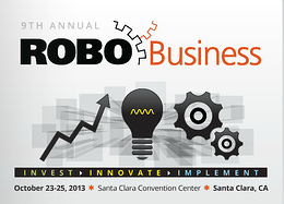 robobusiness 2013 robot robotics robot gripper