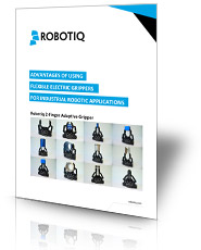 ebook flexible robot gripper for industrial Robotics
