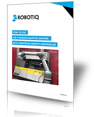 EBook how use robot gripper with universal robot controler