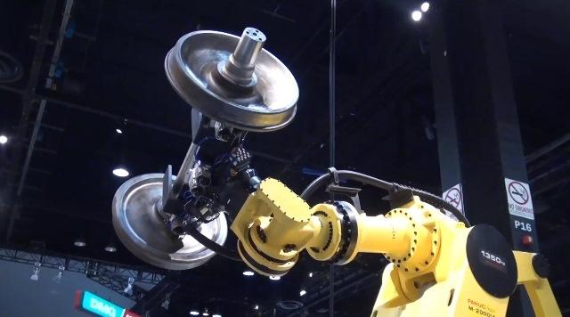 Robotic End Effector Payload vs Grip Force