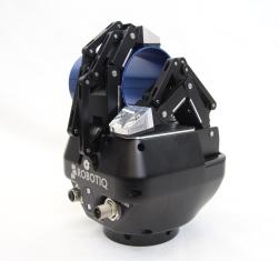 3 Finger robot gripper end effector compliance 250px