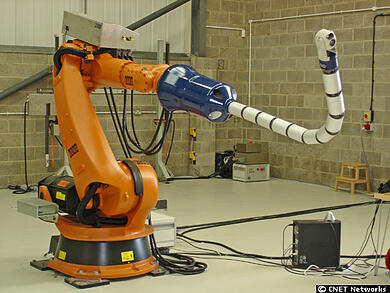 Top 5 Robotic Applications in the Aerospace Industry