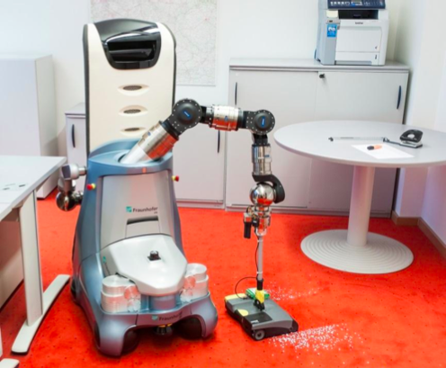 Notes from the 2014 Schunk Expert Days on Service Robotics
