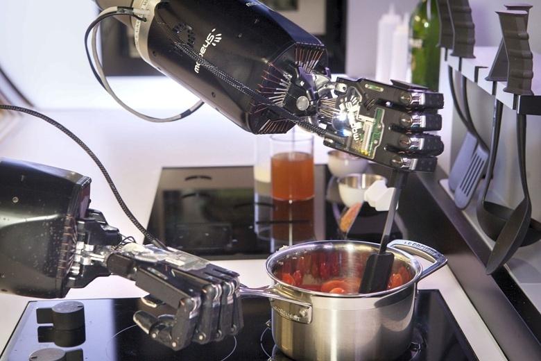 robotic-end-effector