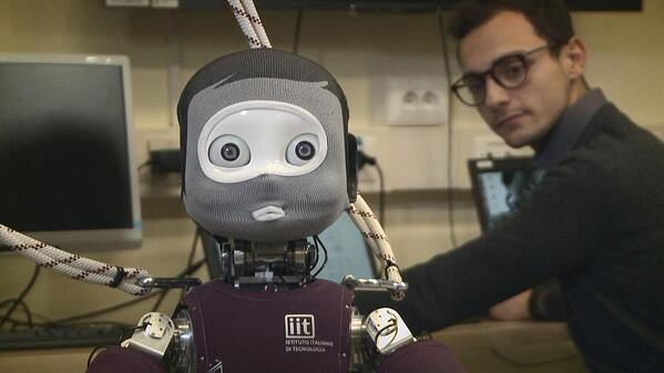 the AnDy project from the IIT- Istituto Italiano di Tecnologia