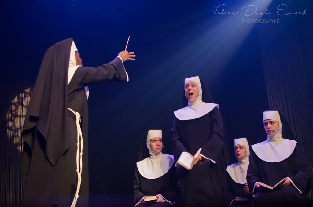 Sister act 2017 Fanny Borgeat