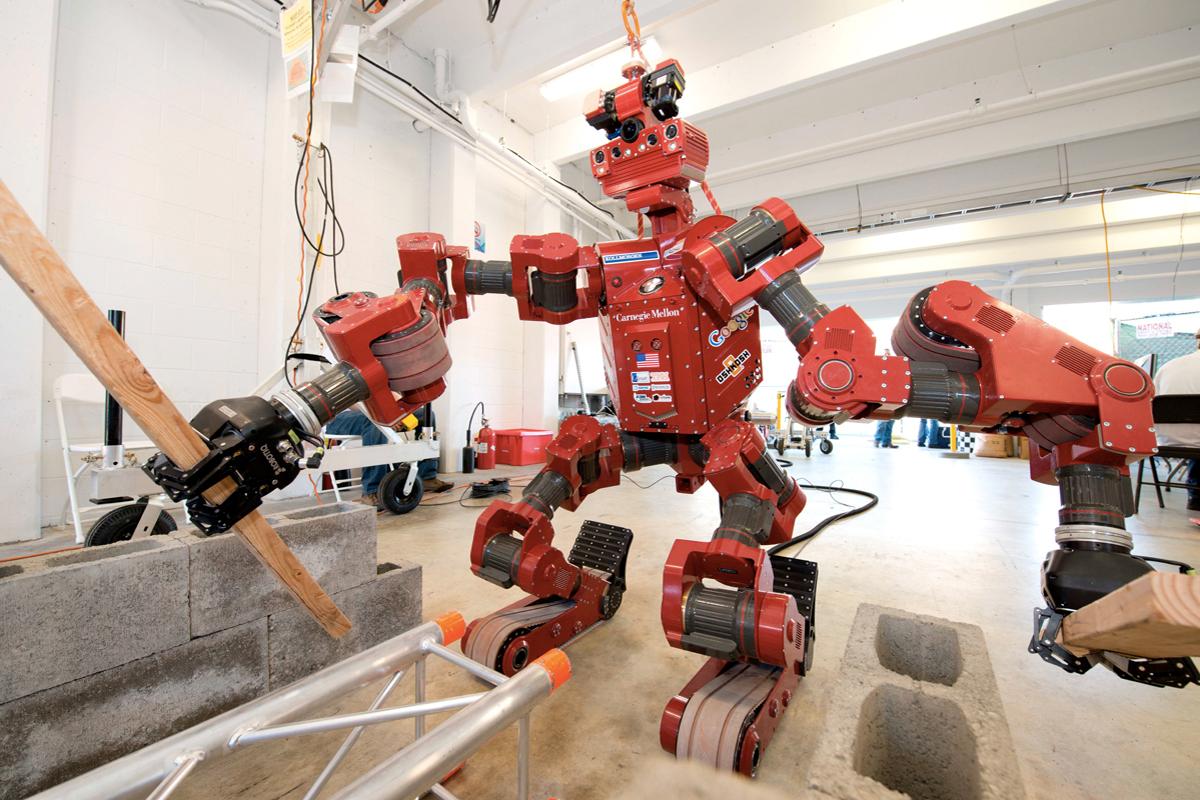 darpa-robotic-challenge
