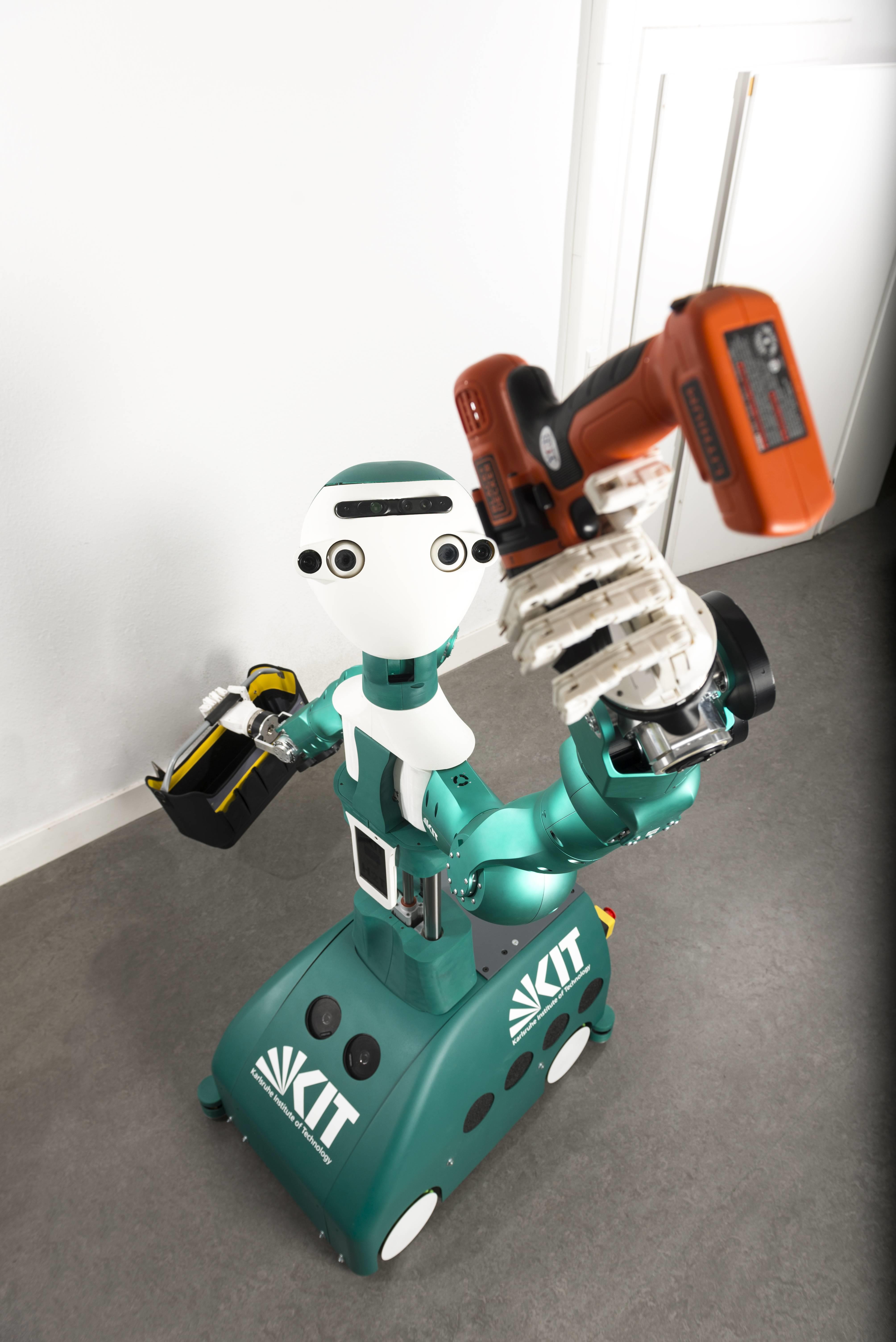 ARMAR-6 Cobot