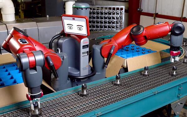 Baxter-robot Rethink Robotics