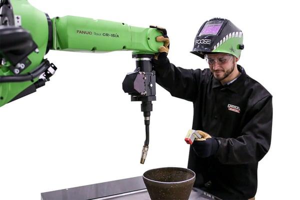 Fanuc-arc-welding-cobot