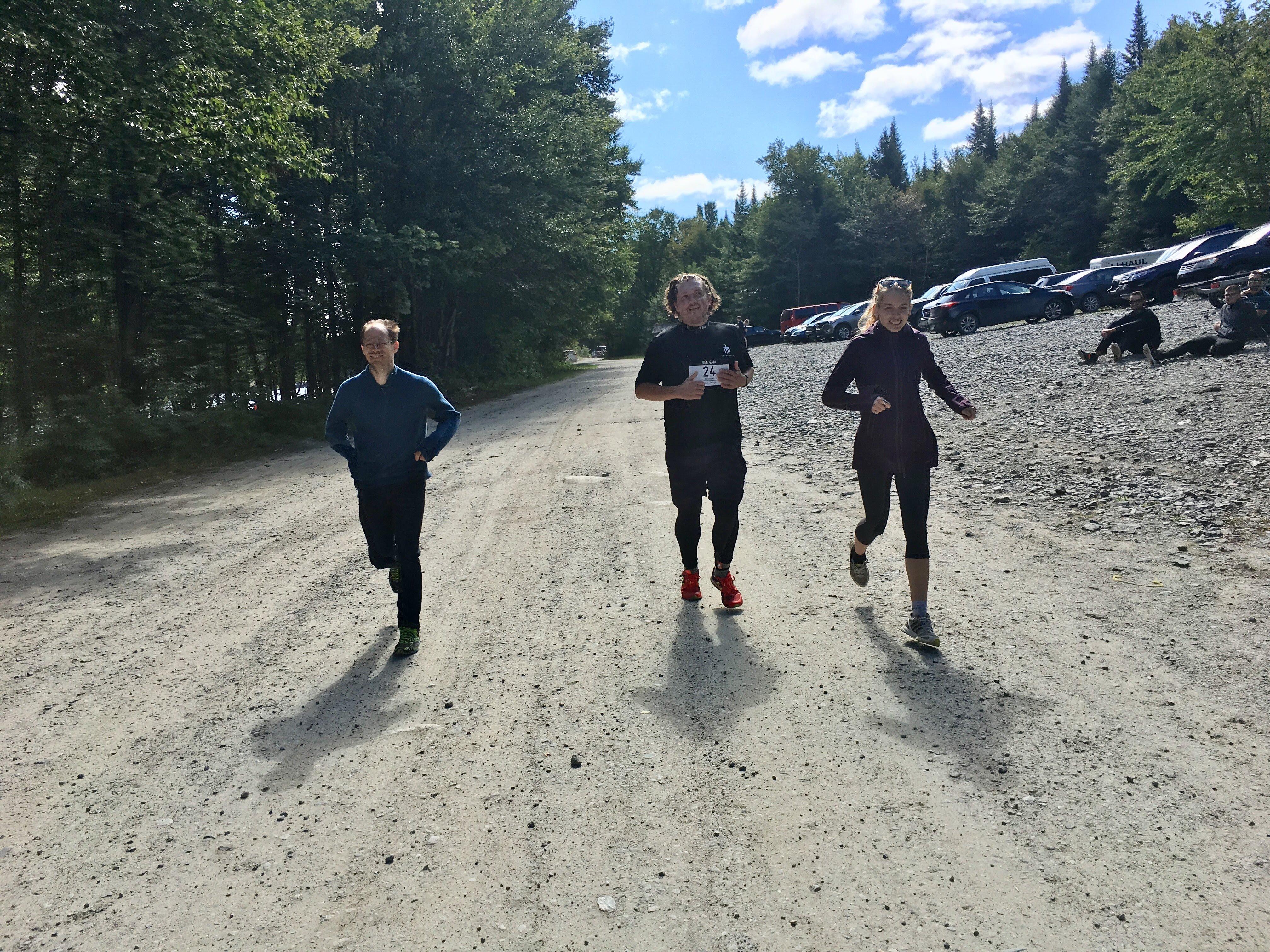 final sprint by robotiq team