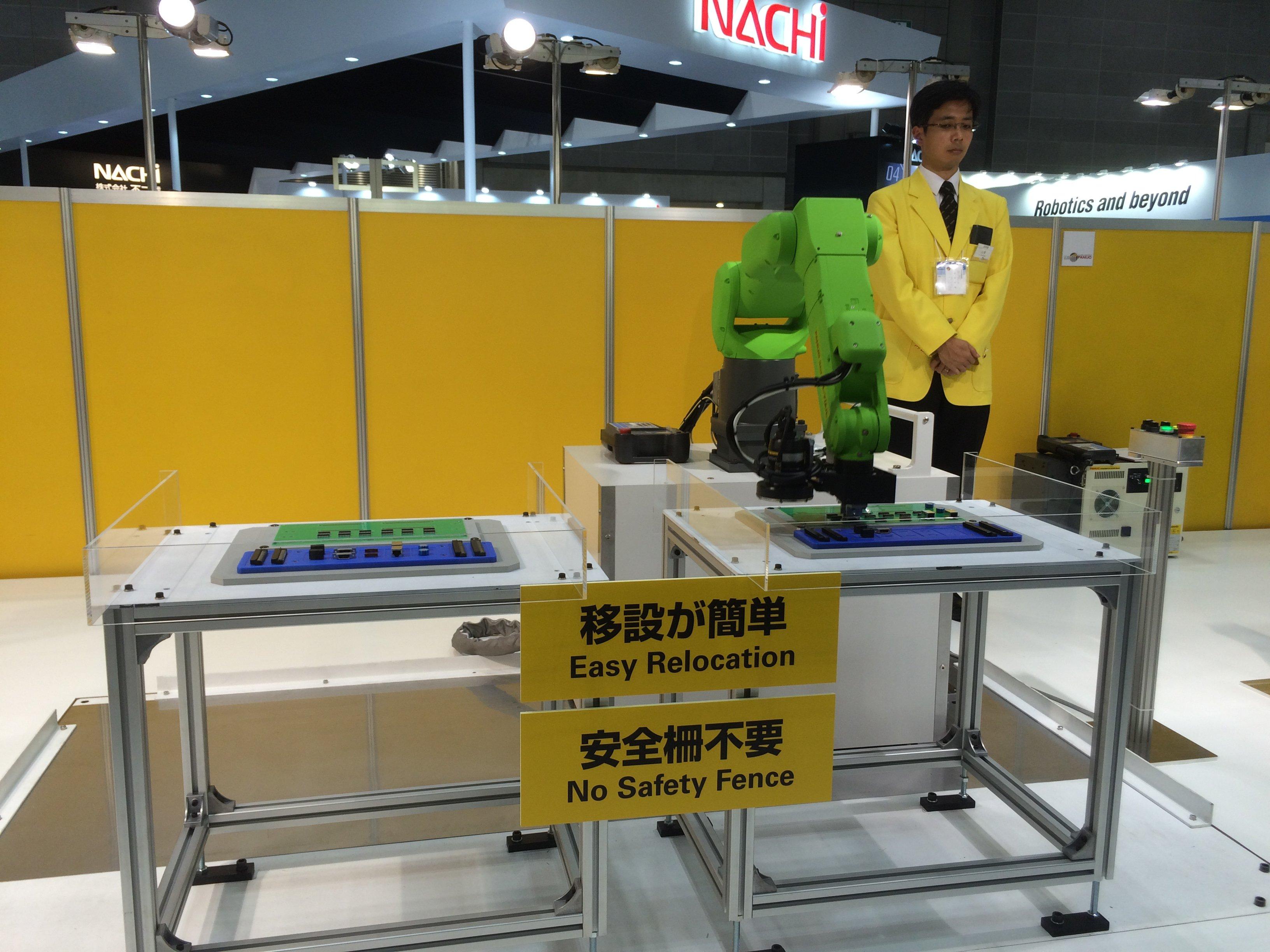 fanuc-collaborative-robot