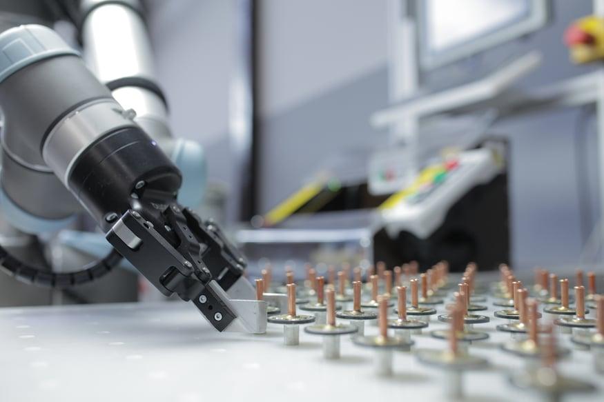 Robotiq Adaptive Grippers