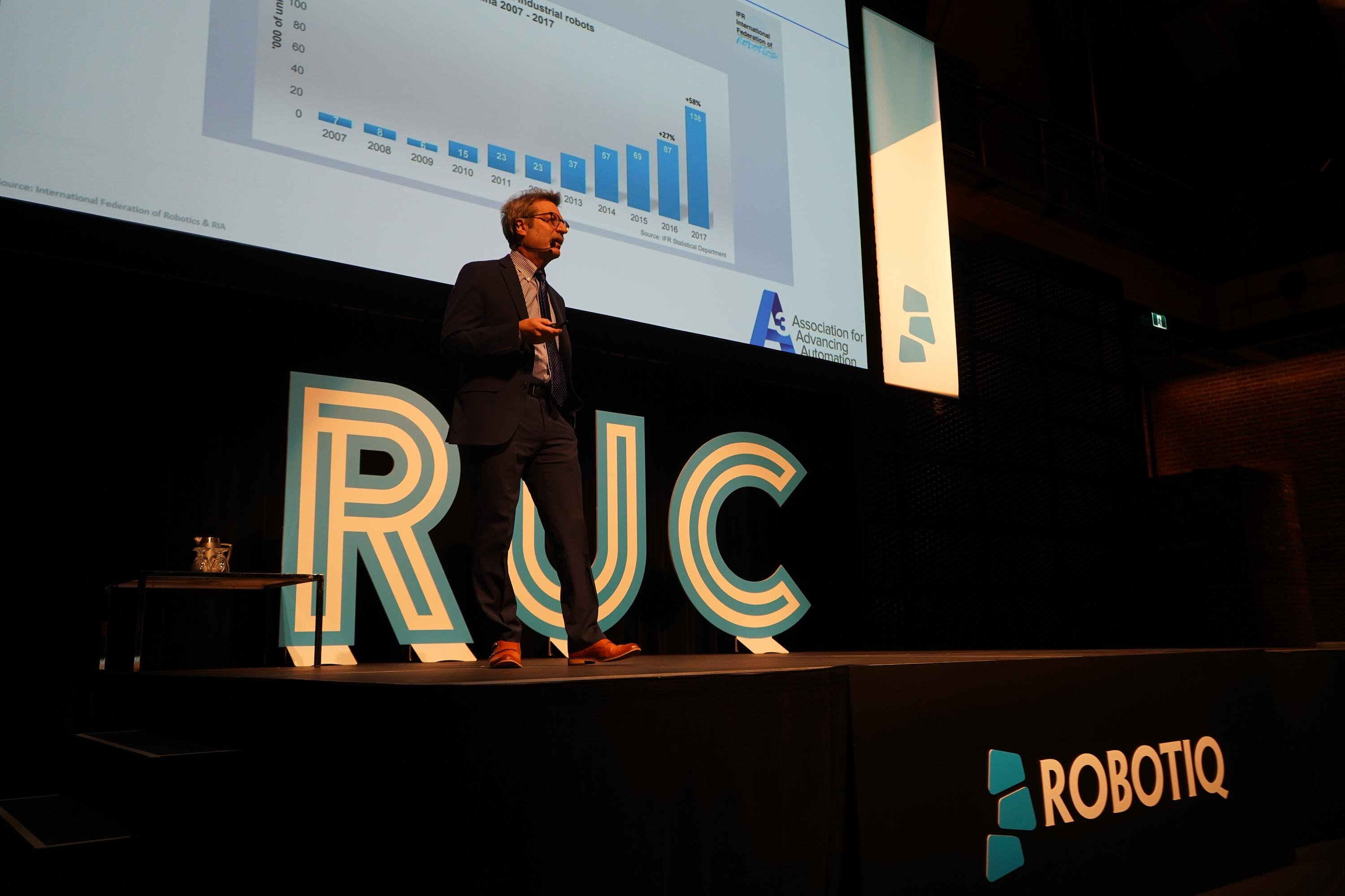 RUC 2018 Jeff Burnstein wrap up