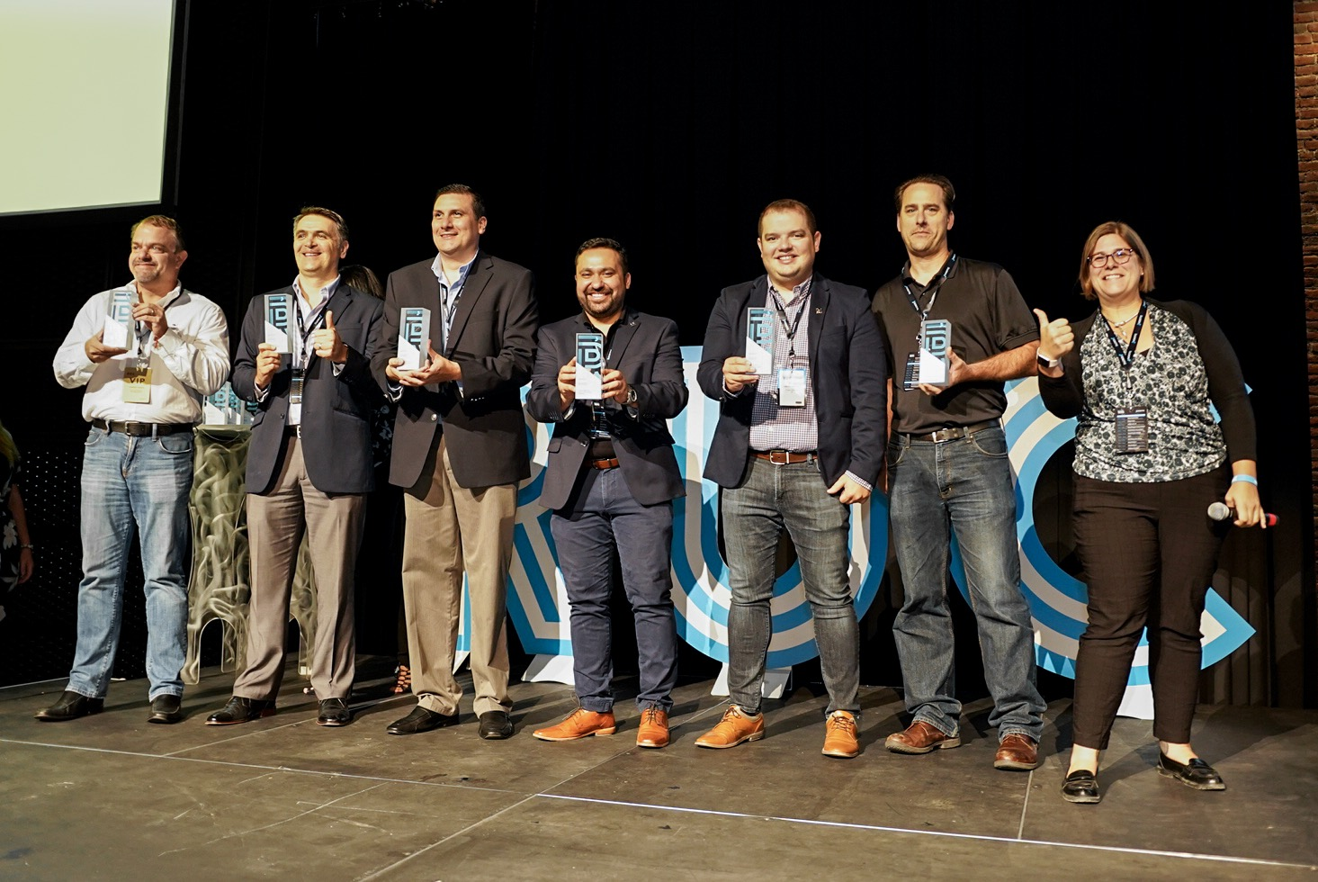 RUC 2018 Sales Challenge Winners