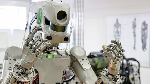 Robot-Fedor
