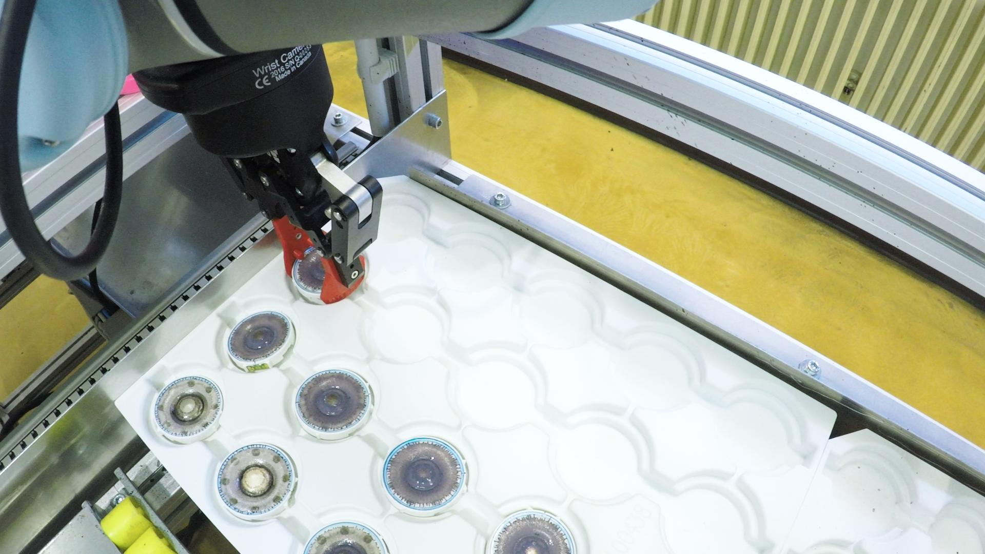 robotiq gripper packaging